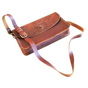 NWOT! Hand Crafted Cross Body Purse